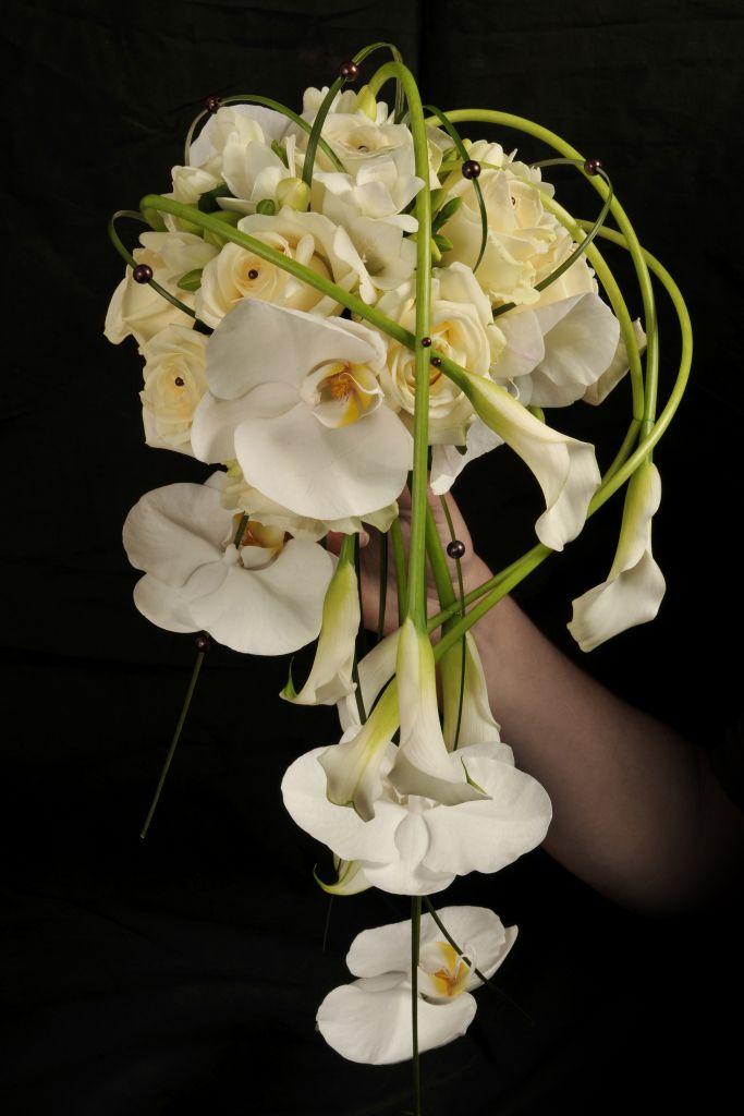 Bouquet chute de la Mariée - Réf. BM01